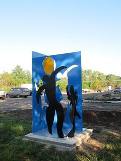 Princtel Sculpture | by diversatechmanufacturing