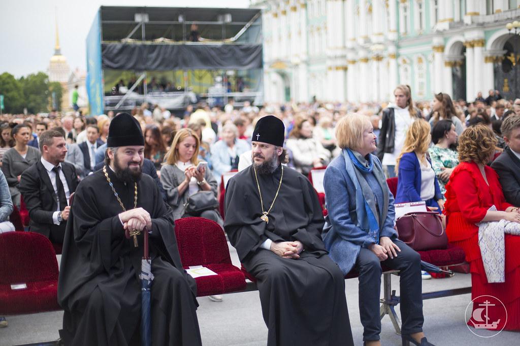 17 июня 2016, Концерт на Дворцовой площади / 17 June 2016, The concert on the Palace Square