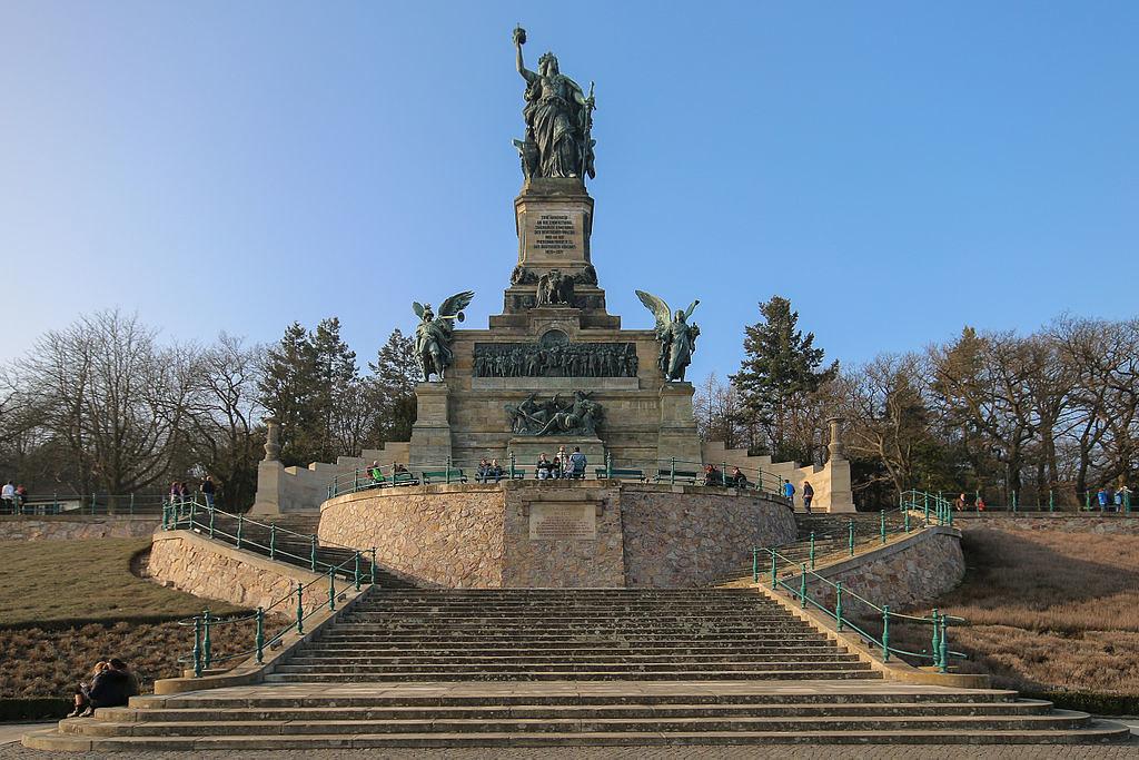 Rüdesheim: Niederwalddenkmal