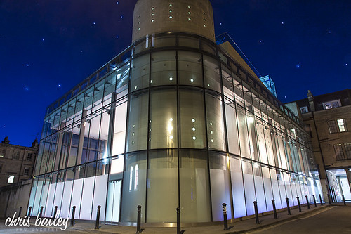 Bath Thermae Spa at Night | by Chris Bailey Photographer
