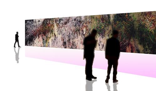 atlanta abstract art scale museum high colorful appreciation viewing critique interpretation criticism