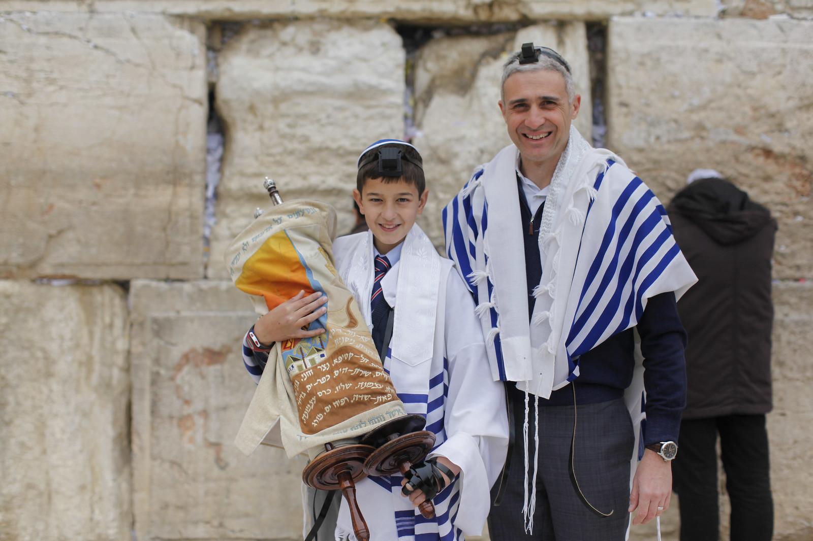 Bar Mitzvah 15_Jerusalem_9728_Yonatan Sindel_Flash 90_IMOT