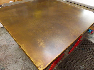 37 - Typical Aged Brass Top | by Metal Sheets Limited