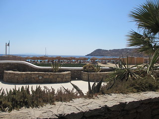 Mykonos - Elia Beach | by lellobot