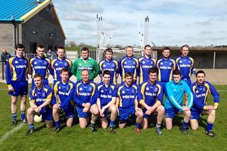 2015 Errigal Junior Reserves