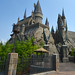 Hogwarts Castle from Jetty Arch