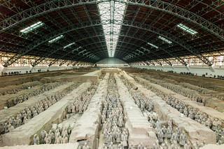 Terracotta Army Xi'an | by mompl