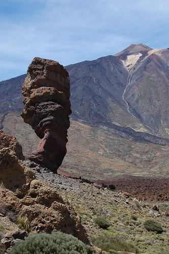 Los Roques de Garcia a El Teide