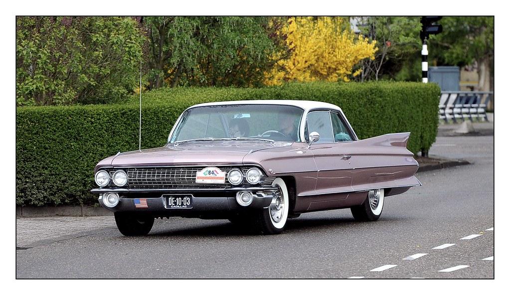 Cadillac Coupe de Ville / 1961