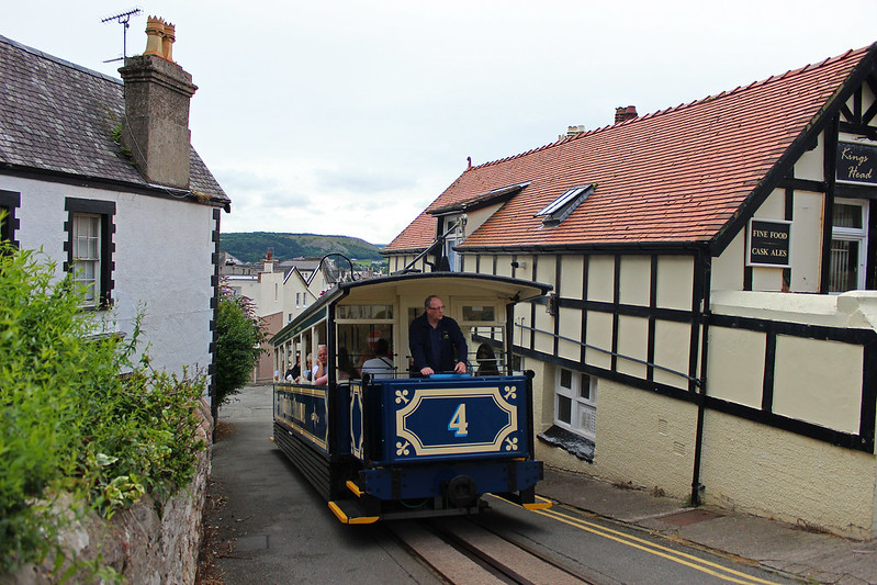 Great Orme Tramway car 4