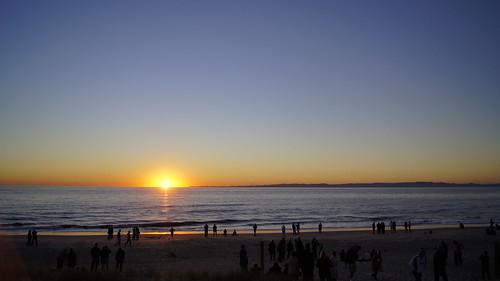 sunrise bribieisland woorimbeach