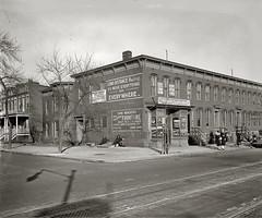6th & H circa 1925