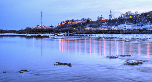 ice-cold twilight