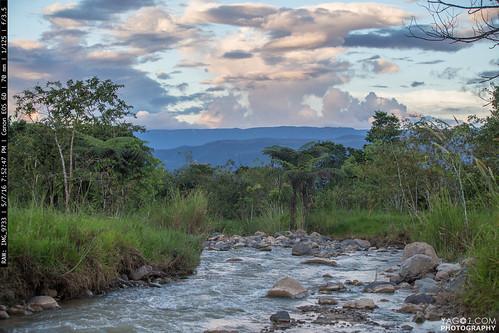 elpangui oriente ecuador landscape river water amazonas