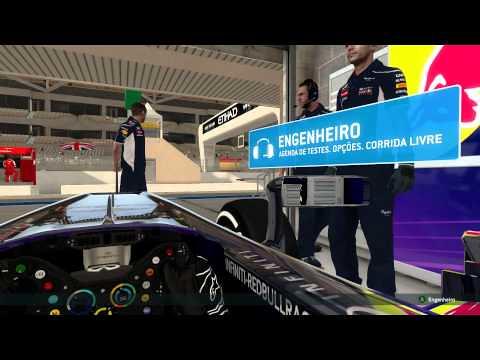 Enjoy F1 2013 dublado em Português - Xbox 360 , Playstatio