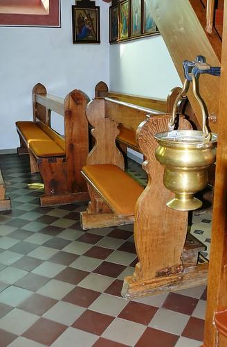 18. Innenansichten Kapelle