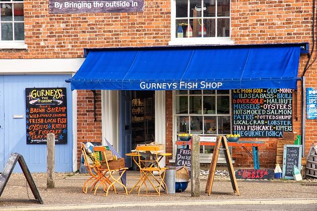 Gurney's Fish Shop
