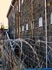 Pentridge Prison Razor Wire