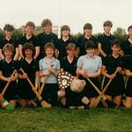 80's Camogie Team