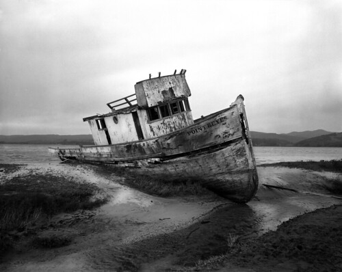 Inverness Shipwreck (Reprocessed)