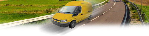 Futárszolgálat nemzetközi csomagszállítás.