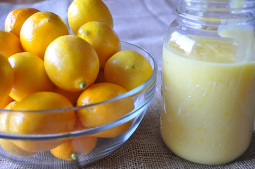 Meyer Lemon Curd | by twoyoungladies