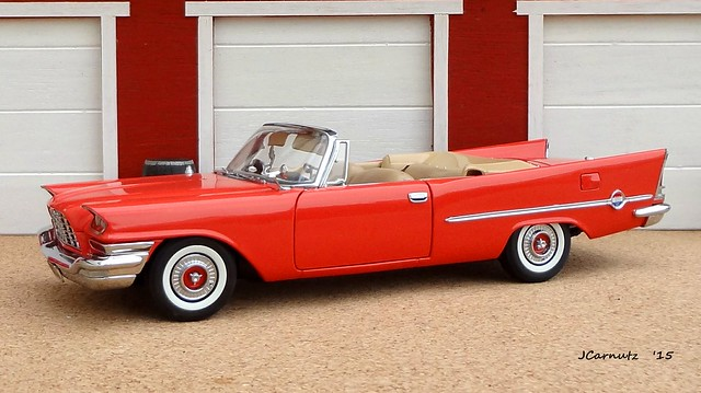1957 Chrysler 300 C Convertible