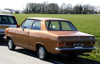 Opel Kadett | by timvanessen