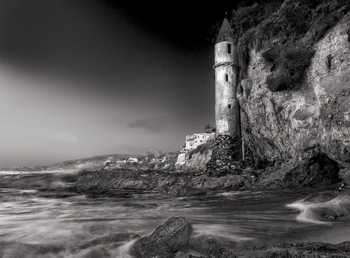 longexposure tower photoshop lagunabeach topaz latour victoriabeach