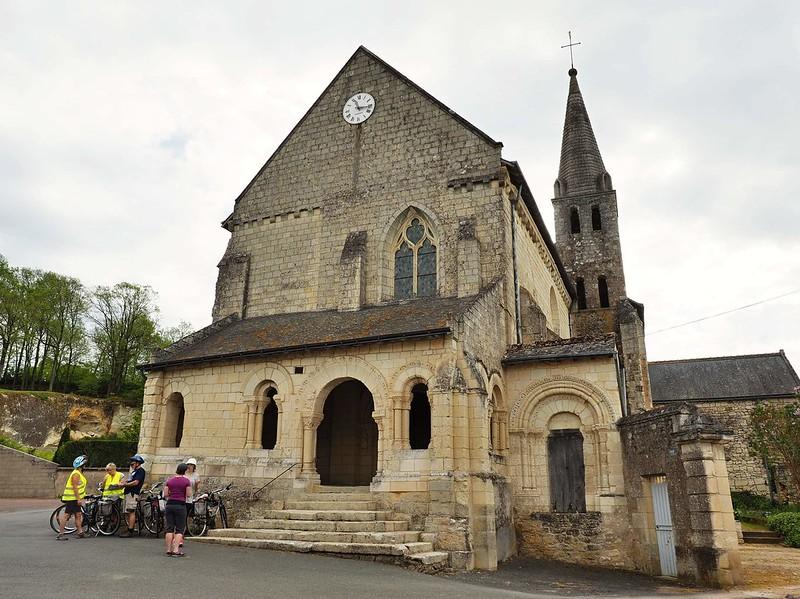 Loire Bike Tour day 3