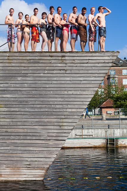 copenhagen - harbor baths in action 1