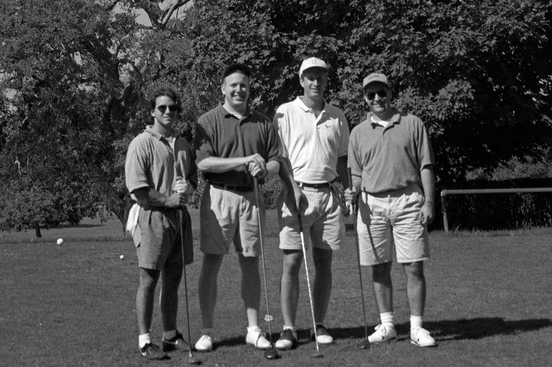 1996 Golf Outing