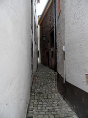 Saarburg - Gasse