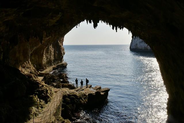 Zinzulusa cave, Castro Marina, Puglia, Italy, January 2016 620