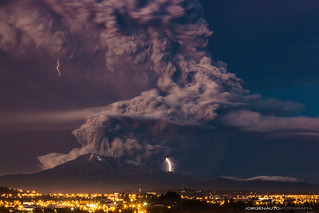 Erupción Volcán Calbuco 22/04/2015 | by Jorge Nauto Fotografía