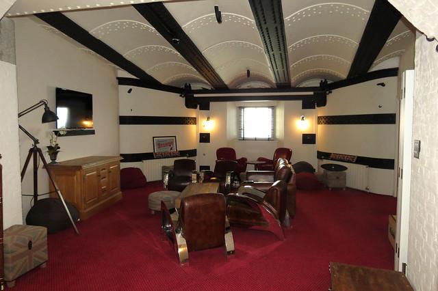 TV Lounge, No Mans Land Fort
