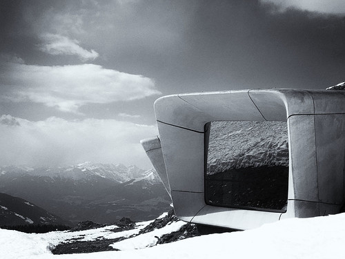 Messner Mountain Museum, Kronplatz | by einsenfei