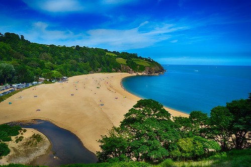 Blackpool Sands | by c.art