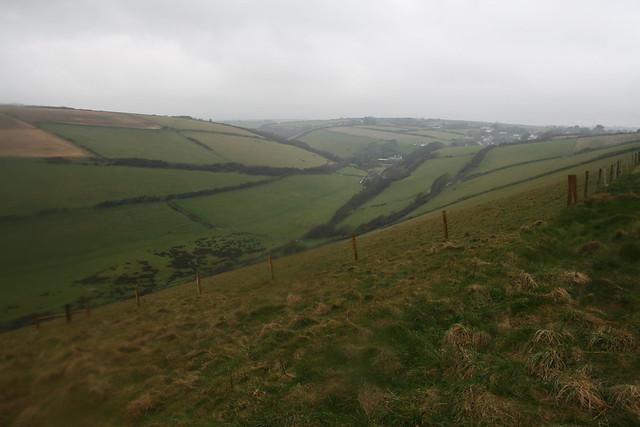 Valley near Ayrmer Cove