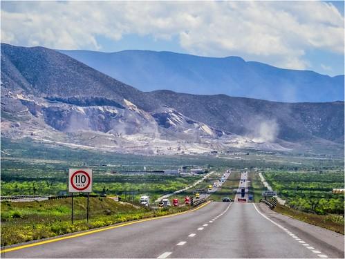 méxico carretera mx 57 coahuiladezaragoza