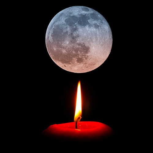 Let's heat the Moon up a little bit!! | by Güven Gül
