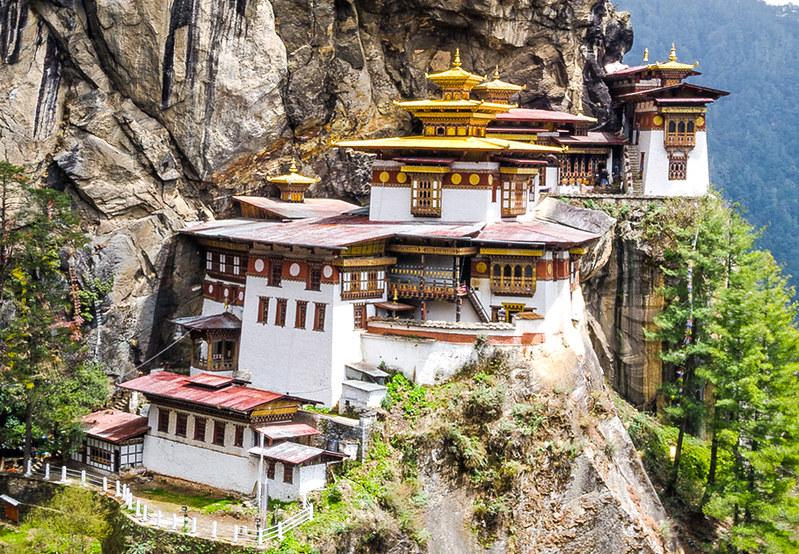 Tiger's Nest (Taktsang Palphug Monastery)