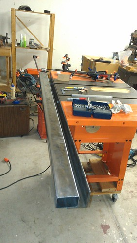 Making Table Saw Guide Rails | by VerySuperCool TOOLS