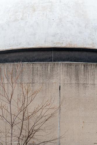 """It eats trees...Toronto Planetarium detail | by Phil Marion"