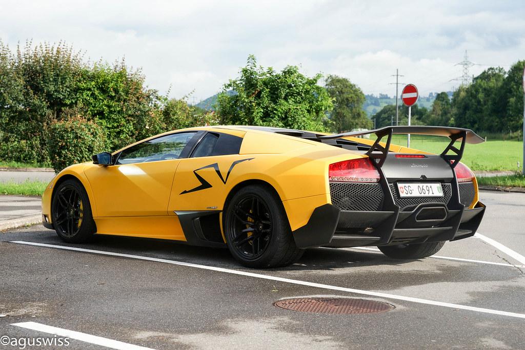 Lamborghini Murcielago Lp670 4 Sv Aguswiss1 Flickr