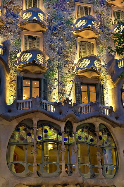 Casa Batlló façade [explored]