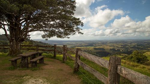 picnic view au australia queensland millaamillaa