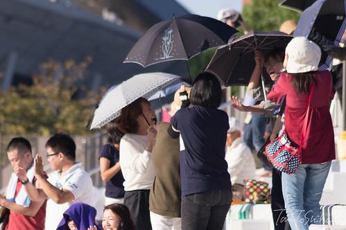崇徳高校ー広島城北高校 2015/09/13 | by Tony Tani
