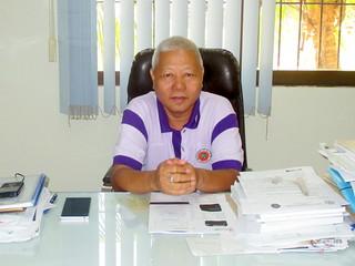 Biliran Provincial Engineer Ventura B. Barbanida | by dilg.yolanda