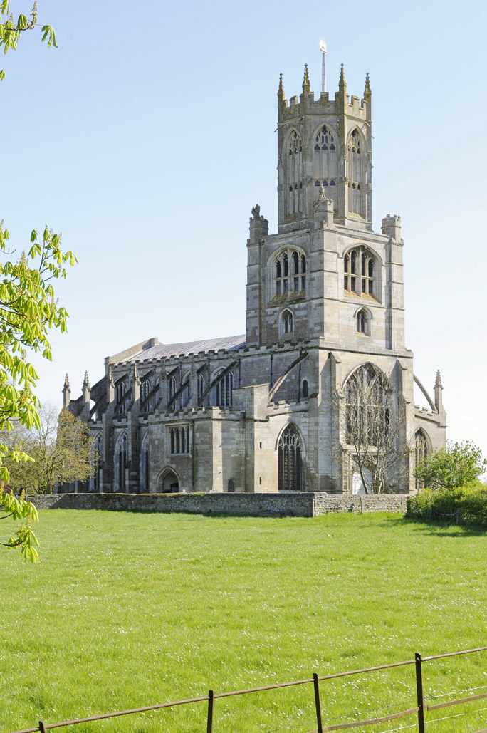 St Mary's and All Saints' Church, Fotheringhay Church